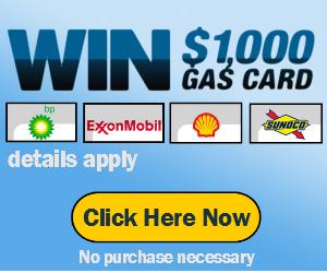 win gas card